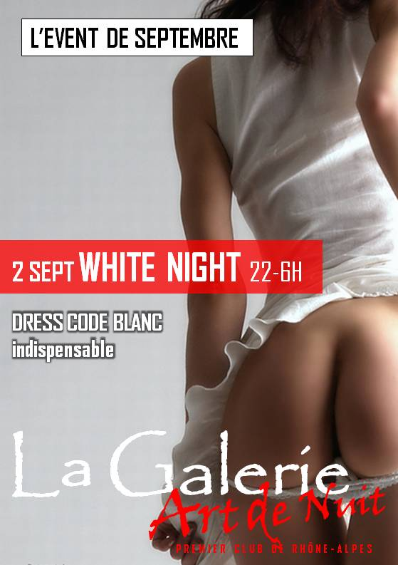 WHITE NIGHT L'EVENT